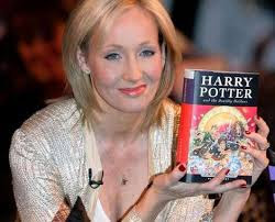 When JK Rowling meet Harry Potter