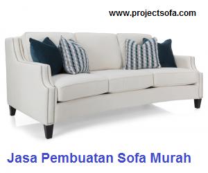 Jasa Pembuatan Sofa Murah