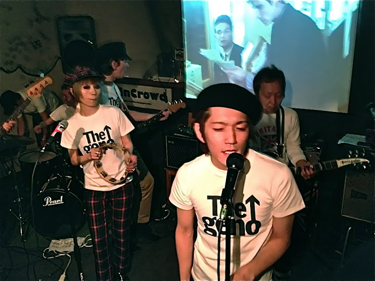 THE GENO (ex.the hair) In Crowdvol.13 07.14(sat.)