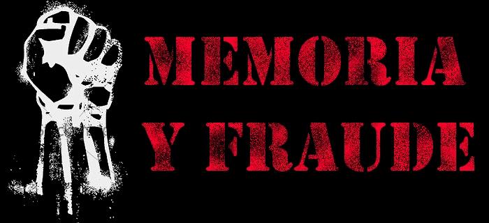 Memoria y fraude
