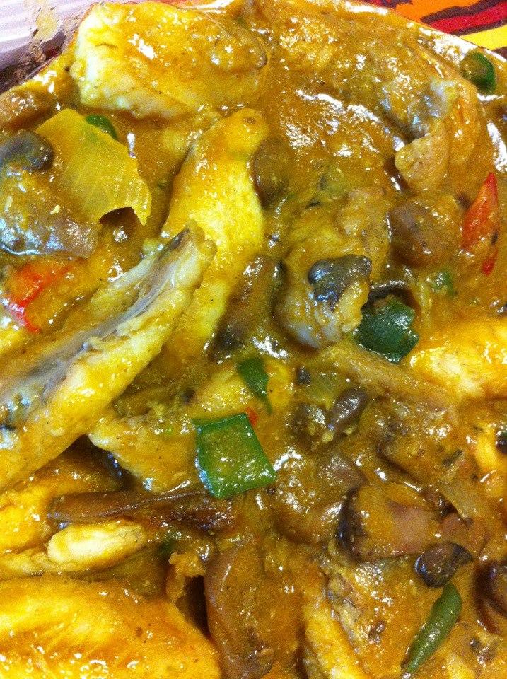 Ma cuisinez moi lotte au curry et petit l gumes - Cuisiner du colin surgele ...