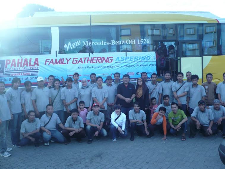 Crew Pahala Express