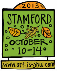 Art is YOU! Stamford!