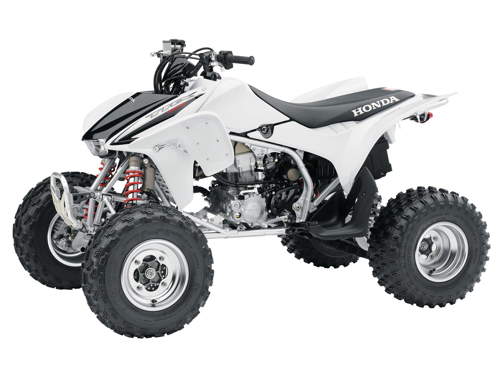 2008 HONDA TRX450ER ATV accident lawyers information