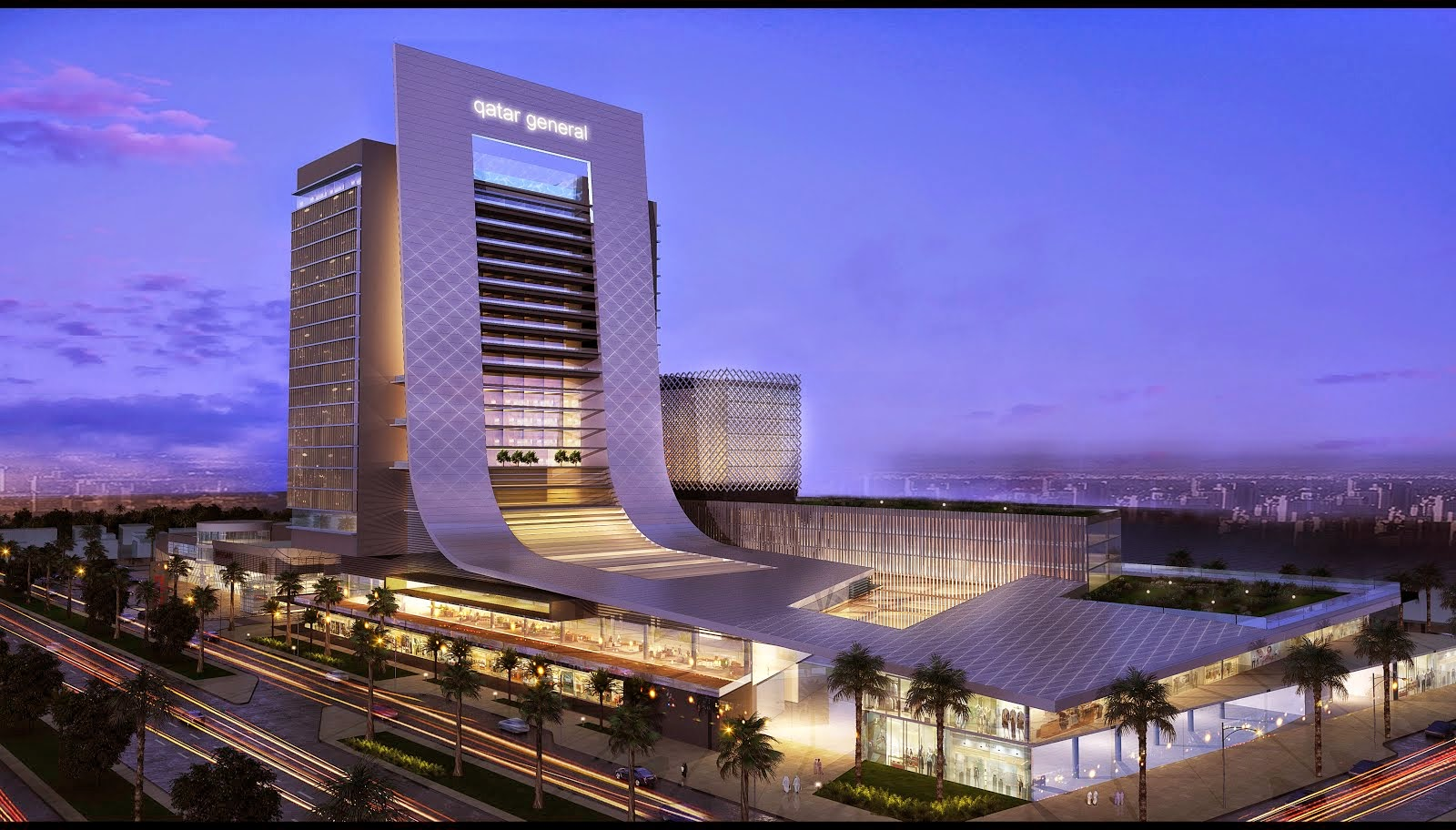 Qatar Complex