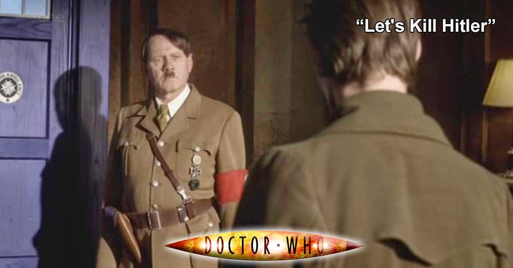 Doctor Who 219: Let's Kill Hitler
