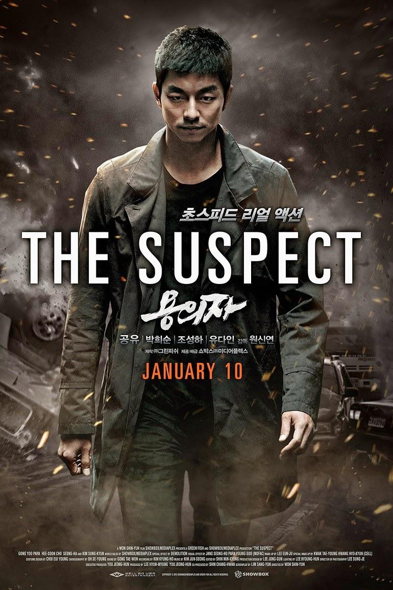 The Suspect 2013 Brrip tainies online oipeirates