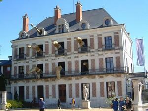 Week-end à Blois : maison de la magie