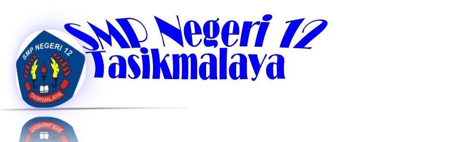 SELAMAT DATANG DI WEB SMP NEGERI 12 TASIKMALAYA