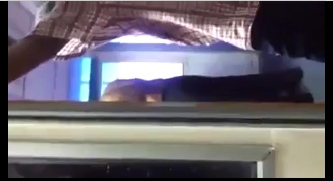 Video pergaduhan pegawai PDRM tersebar