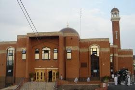 Masjid ini Dulunya Sebuah Gereja yang Telah Ditinggalkan