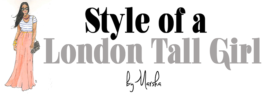 STYLE OF A LONDON TALL GIRL
