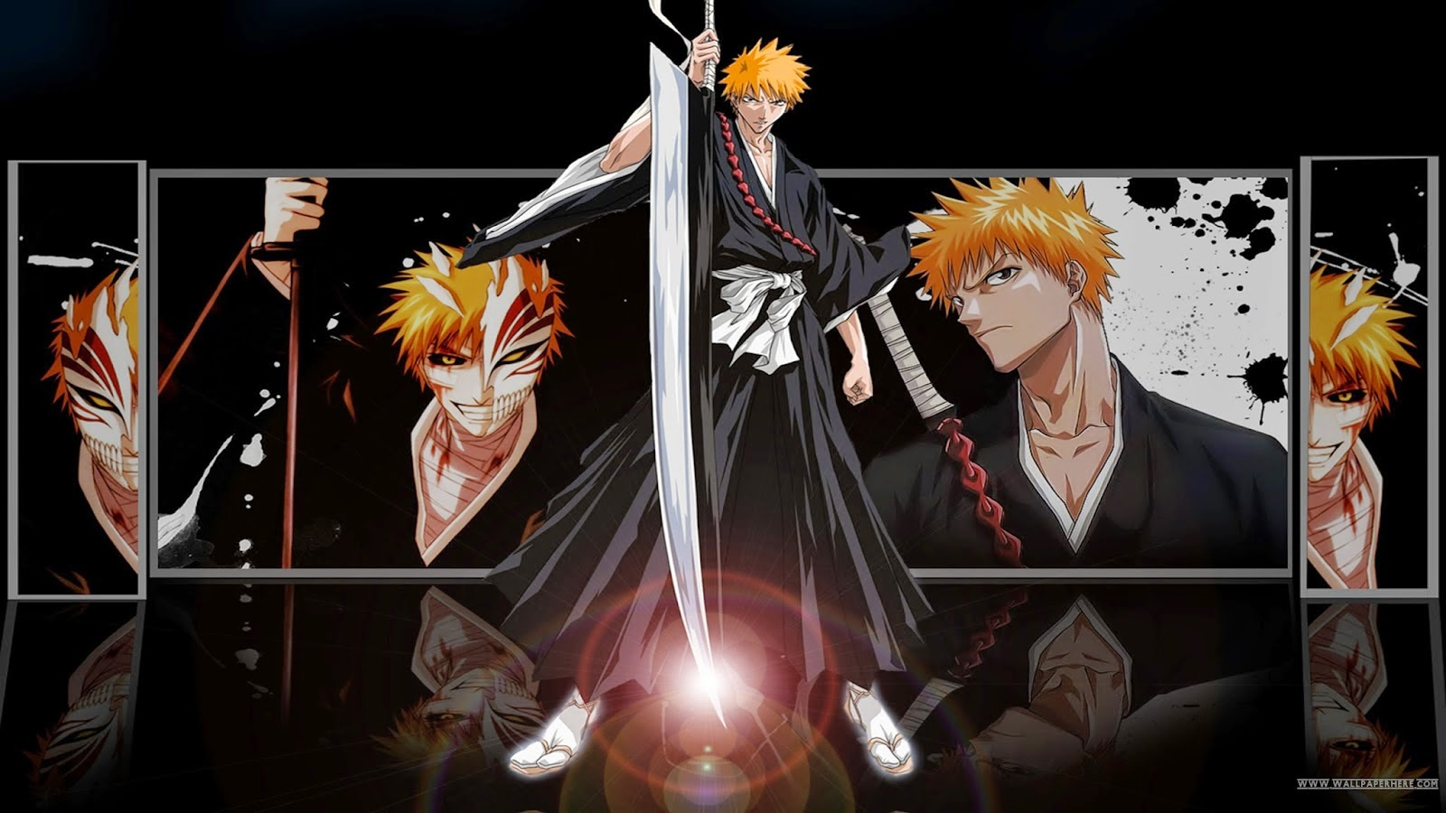 anime wallpaper bleach