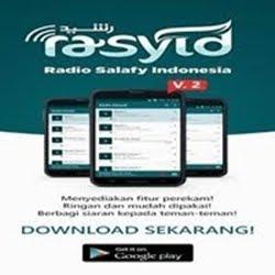 Aplikasi Radio Rasyid