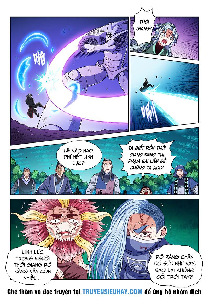 Ta Là Đại Thần Tiên chap 183 - Trang 6