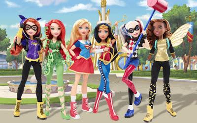 DC Super Hero Girls   TOYS - JUGUETES   Muñecas - Dolls   Super Hero High   Comprar en Amazon
