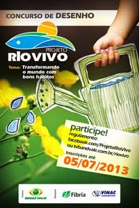 Concurso de Desenho Rio Vivo