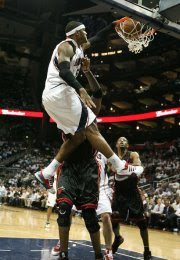 Josh Smith Best Jams NBA Best Dunks