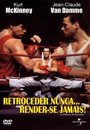 RETROCEDER NUNCA, RENDER-SE JAMAIS - 1986