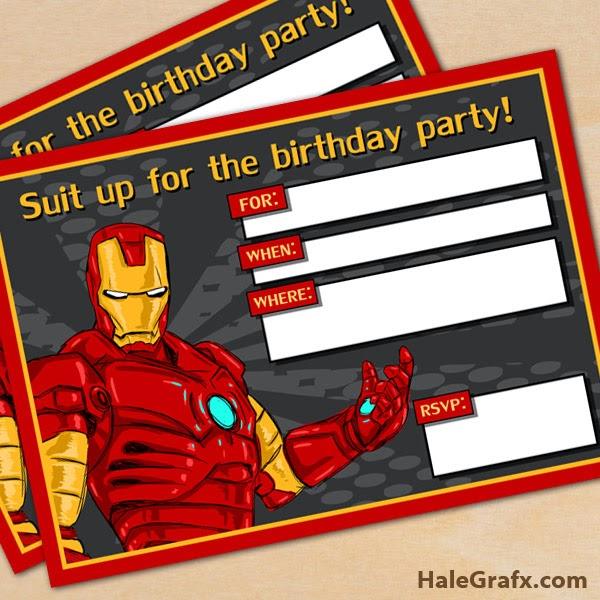 Invitaciones.