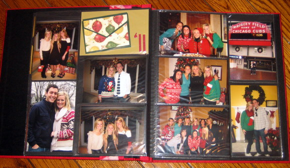 Traditional Holiday  Photo Book