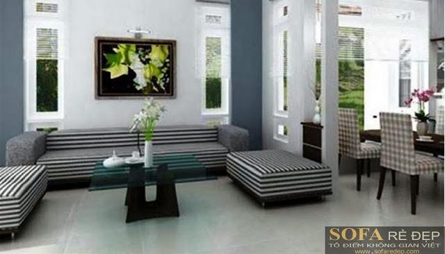 Sofa băng dài D049