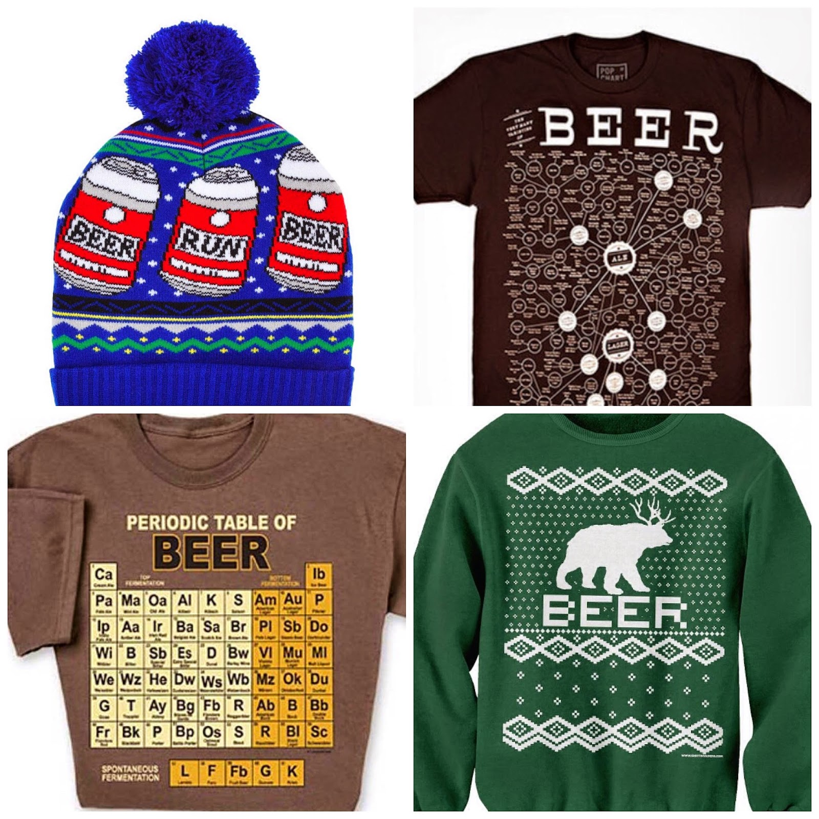 Table T-shirt Table of Beer T-shirt