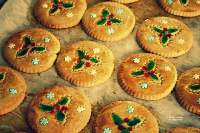 christmas cookies © Annie Japaud Photography