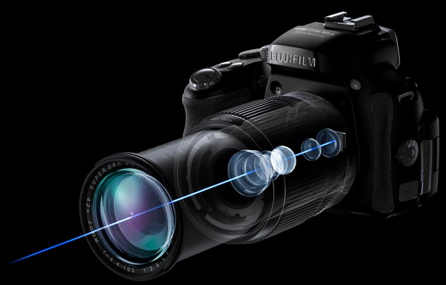 Fujifilm Finepix HS 55