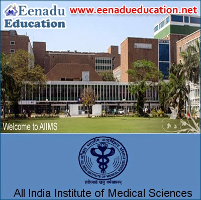 All India Institute of Medical Sciences (AIIMS) @ 72 posts