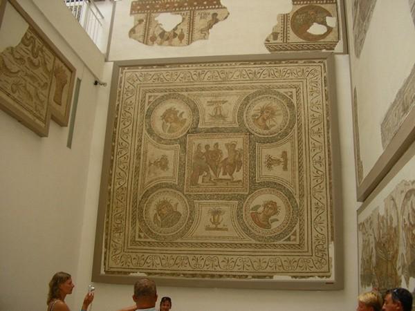 Tunezja Mozaiki
