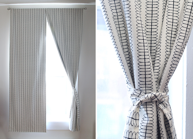 How To Make Your Very Own Curtains!