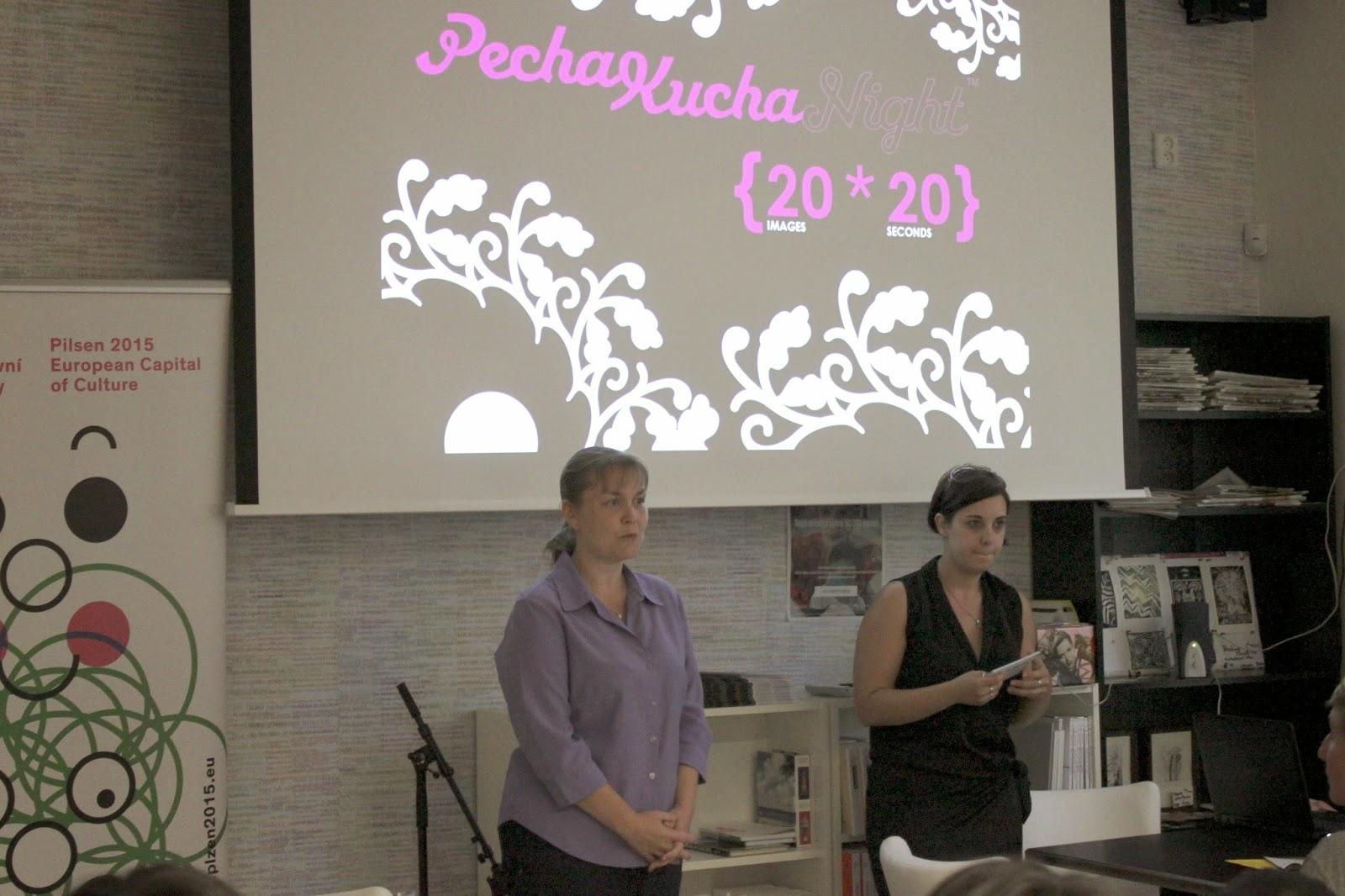 ArtCamp 2014 PechaKucha night