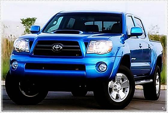 2017 Toyota Hilux Canada