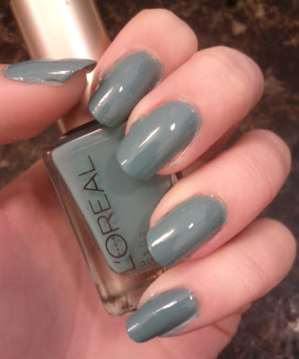 L'Oreal Color Riche Nail Color in Now You Sea Me