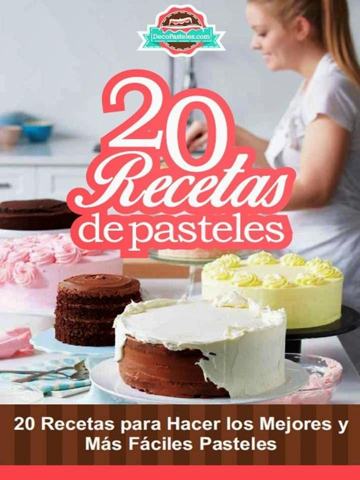 recetas de pasteles gratis