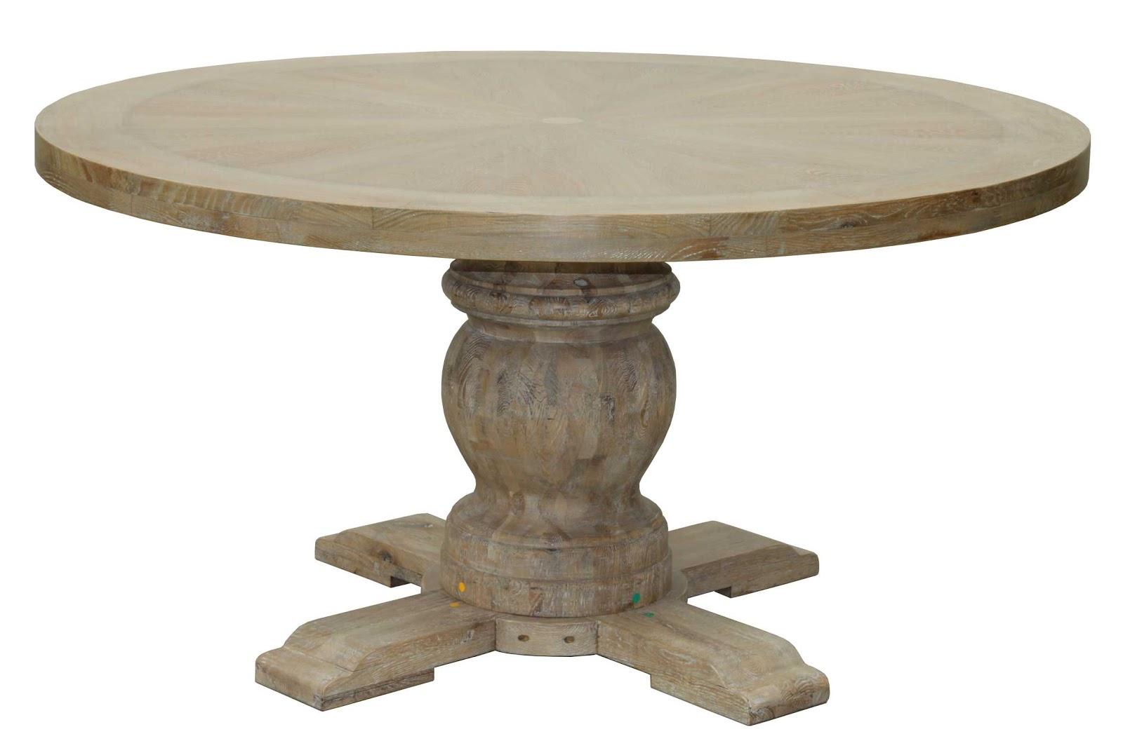 Mi mundo aparte diciembre 2012 for Como hacer una mesa redonda de madera