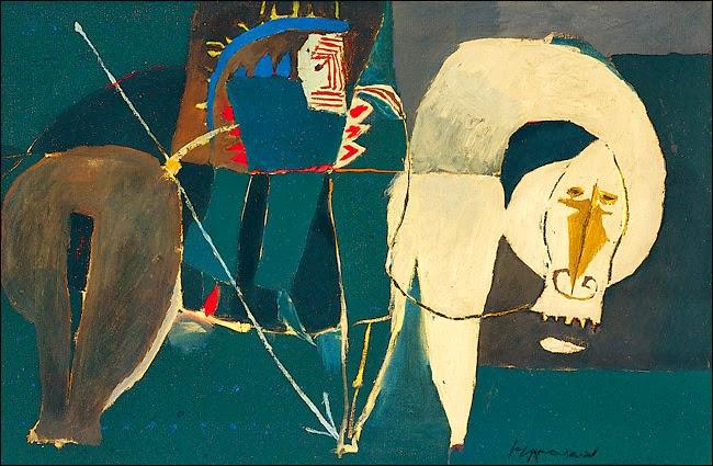 art contrarian in the beginnig roy lichtenstein