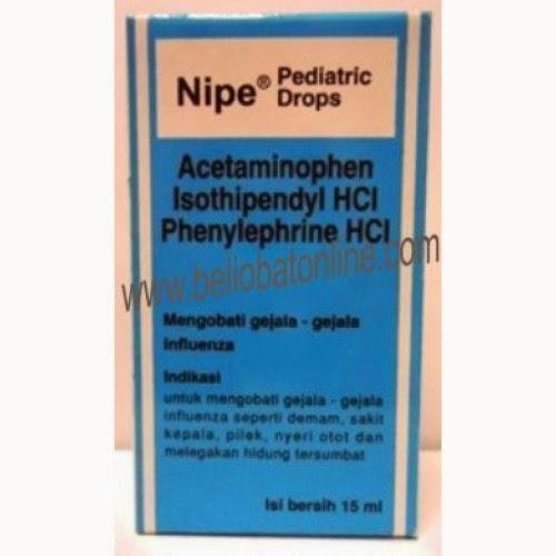 Dosis Obat NIPE Pediatric Drops
