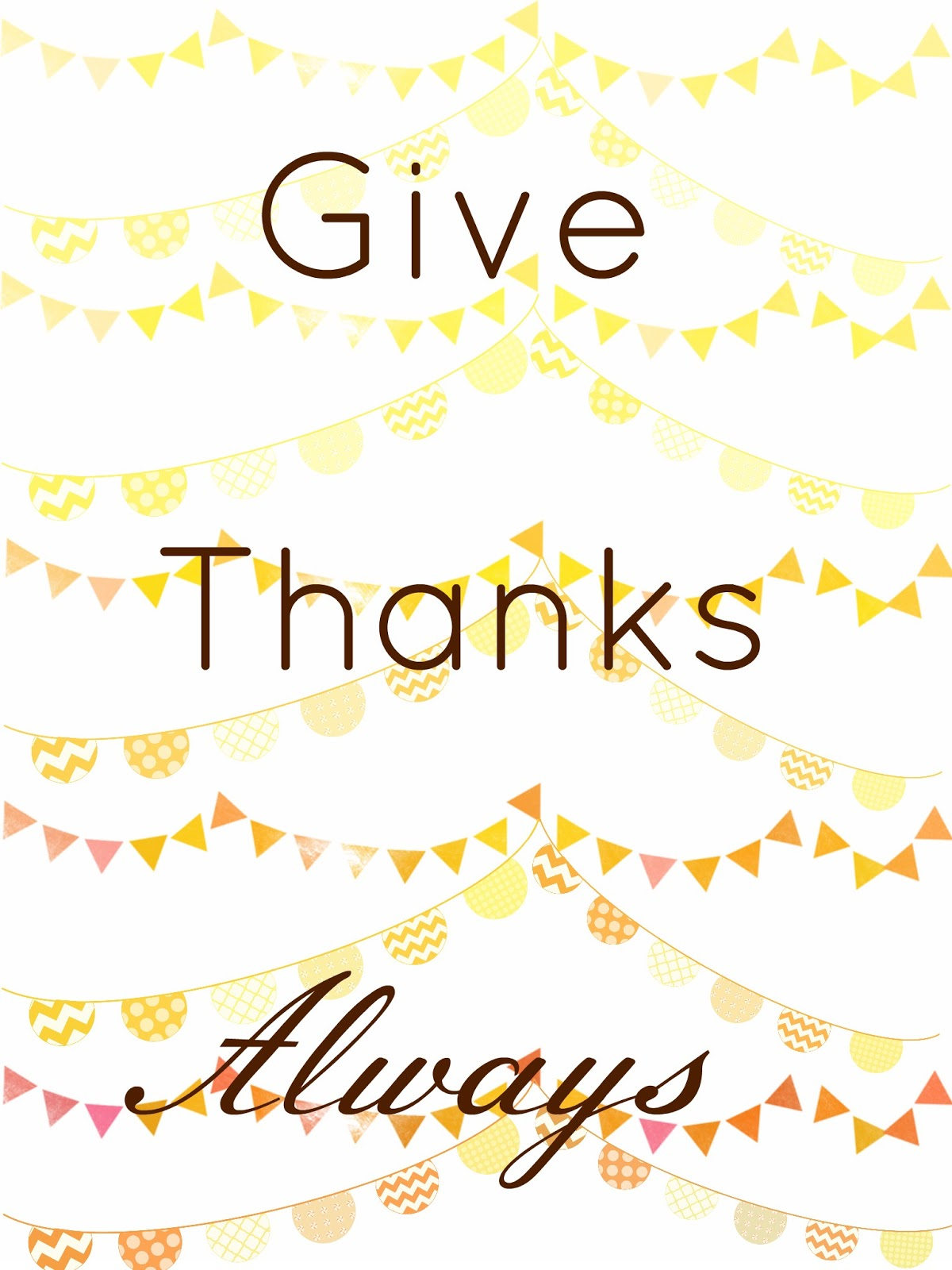 photo relating to Give Thanks Printable known as Deliver due printable - The Female Innovative
