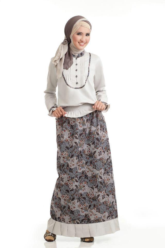 Baju Gamis Murah Gamis Batik Murah Dan Elegan