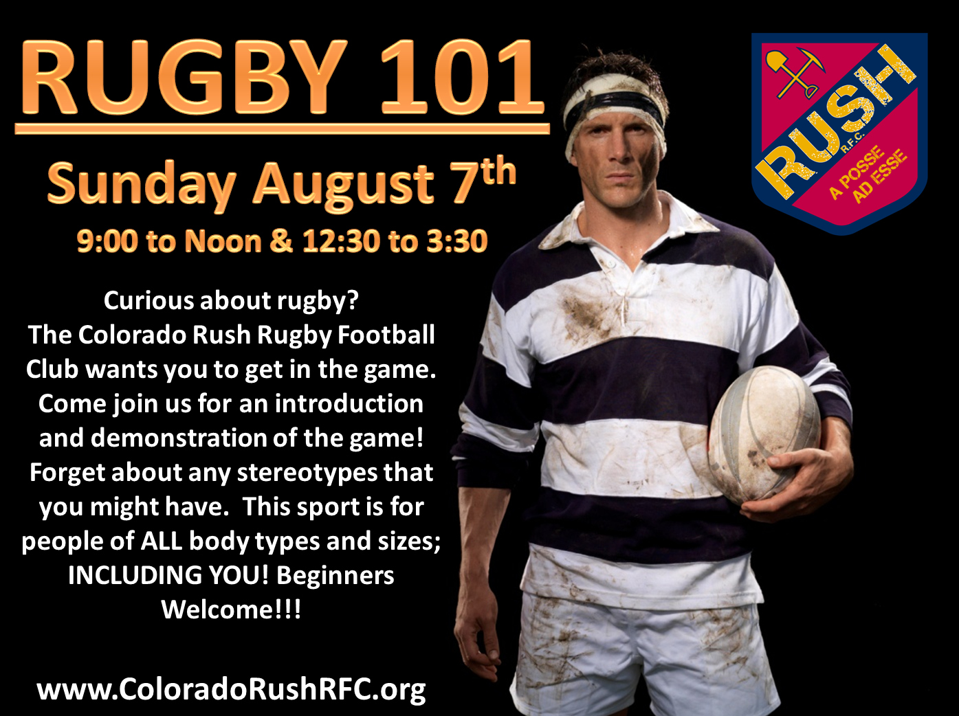rugby101 ... representations of violence, humor and sex in darkly unhinged ways, ...
