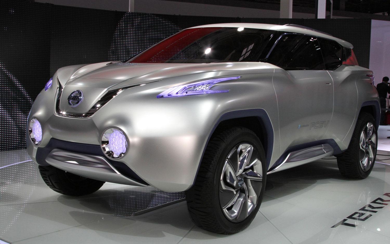Cars model 2013 2014 nissan terra fcev concept for A m motors paris ky