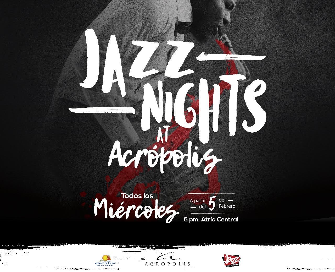 Jazz Nights at Acrópolis