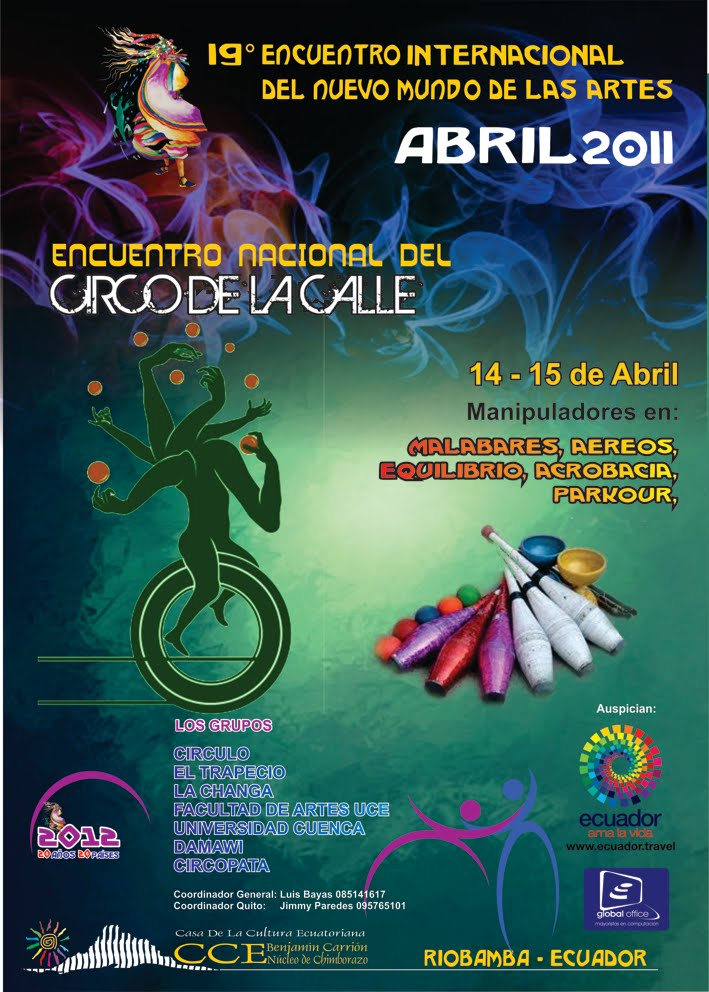 Circo - Riobamba