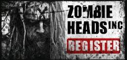 Torne-se um Zombie Head