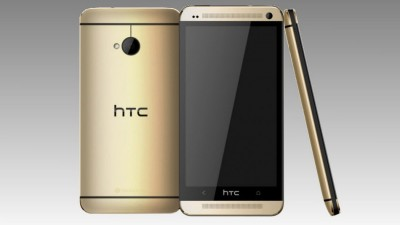HTC One Versi Gold Segera Hadir!