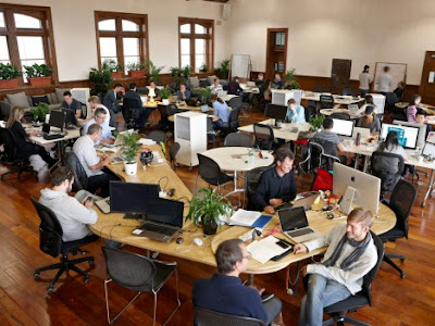 El Coworking, un nuevo concepto de trabajo y relaciones