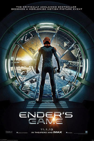 Poster El  Juego de Ender
