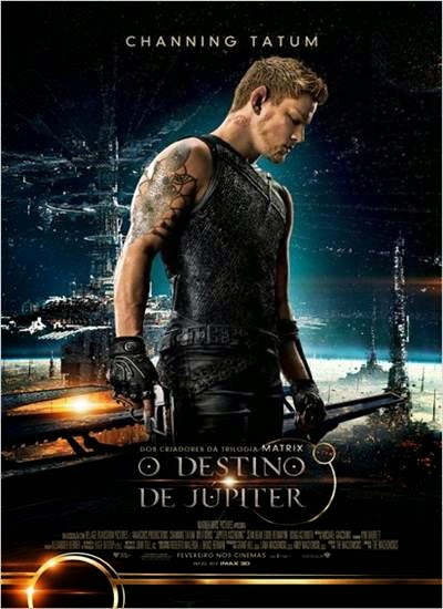 Download O Destino de Júpiter AVI + RMVB Dublado Torrent